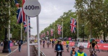 RideLondon: The Eyes of the World Were Watching!